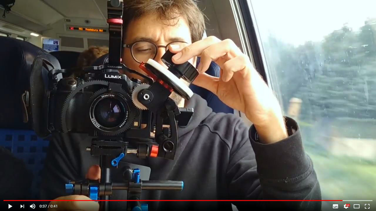 Instant film workshop video clips